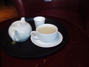Tea at Coffee Republic