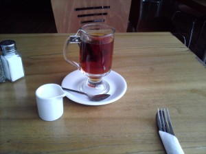 Tea at Cornerhouse