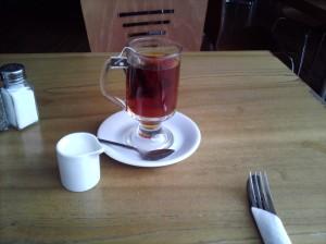 Tea at Cornerhouse