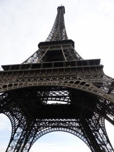 2015-10-21 Buffet Tour Eiffel Tower